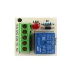 Modulo de Relé 12VCD NC - NA Relay LED - ZKTeco