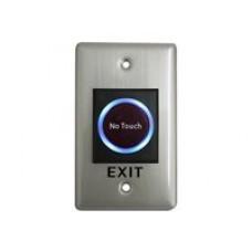 Pulsador de salida No Touch IP65 - ZKTeco
