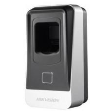 Lector Huella + Tarjeta mifare RS485 IP66 - Hikvision