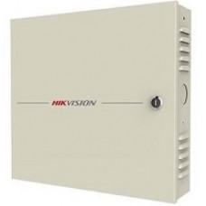 HIk Controlador para 4 puertas - Incluye Gabinete - Hikvision