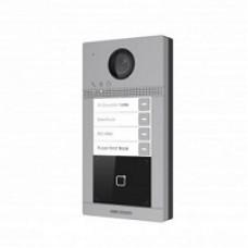 Video Portero IP 2MP Exterior 2MP 4 botones - Hikvision
