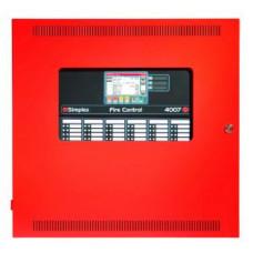 4007ES HYBRID FACP - RED - SIMPLEX