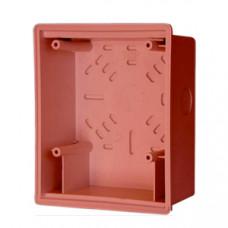 Caja de Montaje Sirena con Estrobo - Edwards (EST)