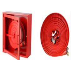 Gabinete contra incendio tipo sobrepuestos de 600 mm x 600mm x 180 mm