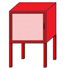Gabinete en plancha de 2 mm