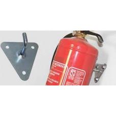 Extintor CO2 6 Kg Certificado, Incluye Soporte a Muro