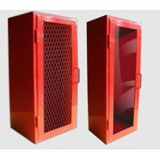 Gabinete Metálico con puerta malla o vidrio para Extintores