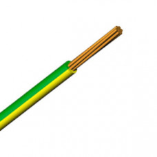CABLE TIERRA 12 AWG 100 MTS