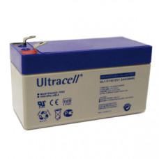BATERIA 12V 1.3 A - h AGM ULTRACELL
