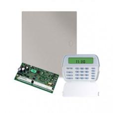 KIT POWER 1864 +GABINETE+TECLADO LCD ALFA+TRANSF - DSC