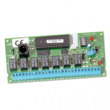 MODULO RELAY 7 SALIDAS - - Interlogix