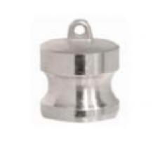 Acople Camlock Tapón Macho Tipo DP