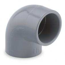 Codo PVC 90° Inyectado Cementar HIDROTEN