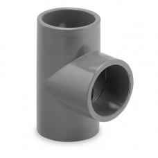 TEE PVC 90° Inyectado Cementar HIDROTEN