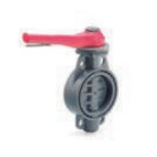 Válvula Mariposa PVC Sello EPDM