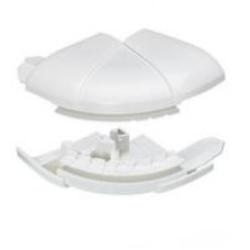 Angulo Exterior 80x50 - 105x50 - 150x50 mm Blanco - Legrand