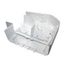 Angulo Plano 150x50 mm Blanco - Legrand