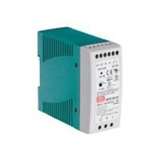 Fuente de Poder con Riel DIN 24V 60W carcasa metal - Trendnet