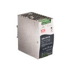 Fuente de Poder con Riel DIN 48V 240W carcasa metal - Trendnet