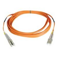 Cable Patch de Fibra Duplex Multimodo LC - LC de 49.99 mts - Tripplite