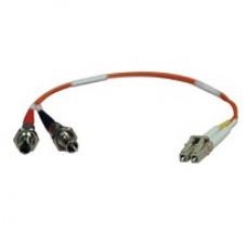 Adaptador de Fibra Duplex Multimodo 62.5 - 125 30.48cm - Tripplite
