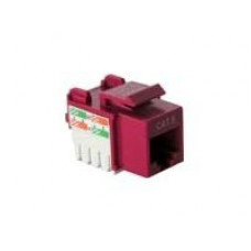 Conect.Keystone CAT6 110 Rojo - Nexxt Solutions Infrastructure