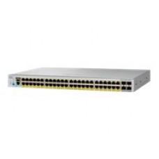 CL Catalyst 2960L - 48TS - LL Switch 48xGigabit SFP - Cisco