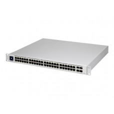 48Port Gigabit Switch with 802.3bt PoE Layer - Ubiquiti