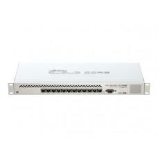 Cloud Core Router 1016 - 12G RouterOS L6 With Case - Mikrotik