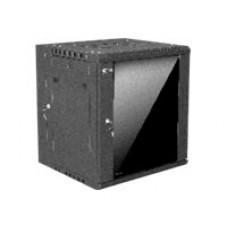 Nexxt Gabinete 12U abatible a pared W600xD550mm Negro - Nexxt Solutions Infrastructure