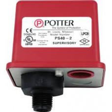 Switch de Presión  Rango 10-100 PSI (Dry Systems) - PS40-2