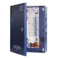 Fuente de Poder CCTV 10A 12V 9CH LED - Fusible PTC por CH - Folksafe