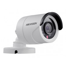 Bullet Turbo 1080p Lente Fijo 2.8mm IP66 IR20m Metalica - Hikvision