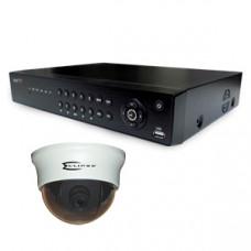 PROM QH - D2104A - A. VIDEO GRAB 4 CH - MINI DOM ECL - 555 - Safecom