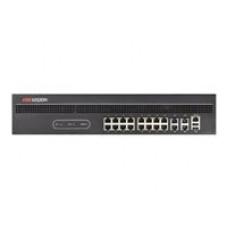 Decoder 16 - ch12MP - 128 - ch 1080p - 16ch 100m Switch - HDMI - BNC - Hikvision
