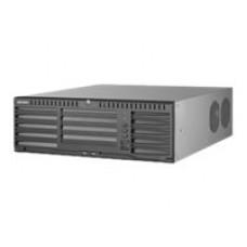 NVR 256ch 4K 16HDD H265 - H265+ Raid 0.1.5.6.10 3U - Hikvision