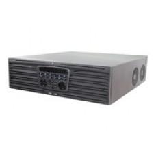 NVR 4K 320Mbps 64CH H264 H265 16HDD RAID 0.1.5.10 - Hikvision